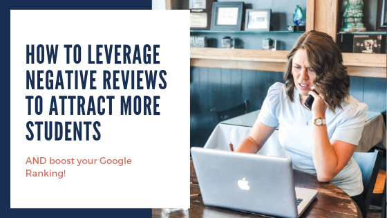 How to Attract More Students With Reviews